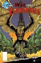 Ray Harryhausen Presents: War of the Elementals #4