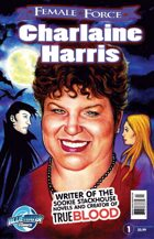 Female Force: Charlaine Harris