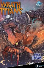 Wrath of the Titans: Force of the Trojans #2
