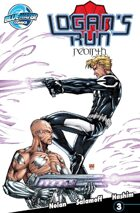 Logan's Run: Rebirth #3