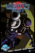 Logan's Run: Rebirth #4