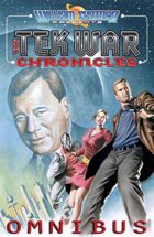William Shatner Presents: The Tek War Chronicles Omnibus