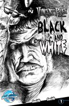 Vincent Price Presents Black and White #1