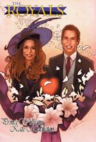 The Royals: Kate Middleton and Prince William: graphic novel edition