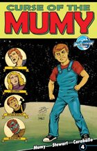 Curse of the Mumy #4