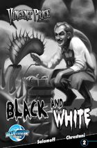 Vincent Price Presents Black and White #2