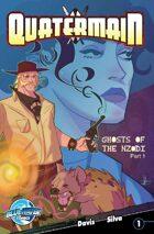 Quatermain: Ghosts of the Nzadi #1