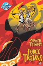 Wrath of the Titans: Force of the Trojans #0