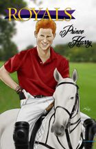 The Royals: Prince Harry Graphic Novel Edition