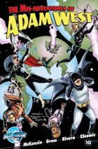 The Mis-Adventures of Adam West #10 (ongoing)