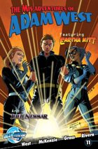 The Mis-Adventures of Adam West #11 (ongoing)