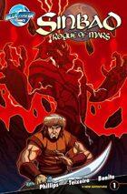 Sinbad Rogue of Mars V2 #1