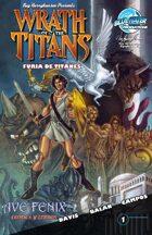 Ray Harryhausen Presents: Wrath of the Titans #1 en español