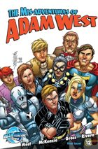 The Mis-Adventures of Adam West #12 (ongoing)