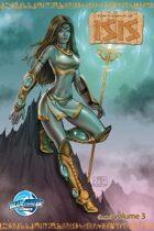The Legend of Isis: Omnibus Volume 3