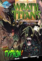 Ray Harryhausen Presents: Wrath of the Titans #3 en español