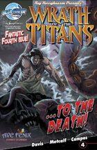Ray Harryhausen Presents: Wrath of the Titans #4 en español