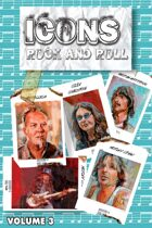 Icons of Rock and Roll V3: Metallica, Motley Crüe, Ozzy, George Harrison