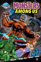 Monsters Among Us #2