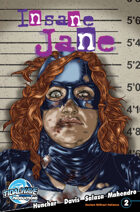 Insane Jane: Doctors Without Patience #2