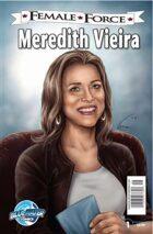 Female Force: Meredith Vieira