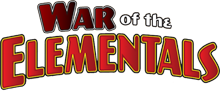 War of the Elementals