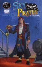 Sky Pirates of Valendor Issue #0