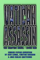 Vatican Assassin - The Graphic Novel - 1 of 4