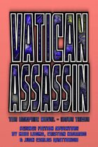 Vatican Assassin - The Graphic Novel - 3 of 4