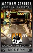 WorldWorksGames / UrbanMayhem: Streets of Mayhem