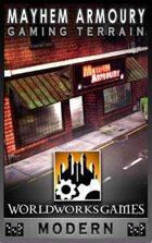 WorldWorksGames / Mayhem Armoury