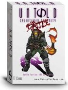 Battle Faction: NAU Defenders (Untold)