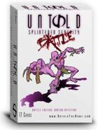 Battle Faction: Undead Infection (Untold)