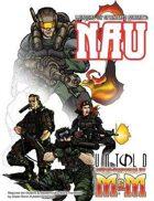 Minions: NAU (M&M3e)