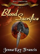 The Guardians of Glede Series Book 8: Blood Sacrifice