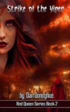 Red Queen Series Book 2: Strike of the Viper