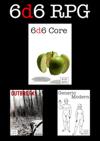 6d6 Core + Outbreak! + Starter Pack