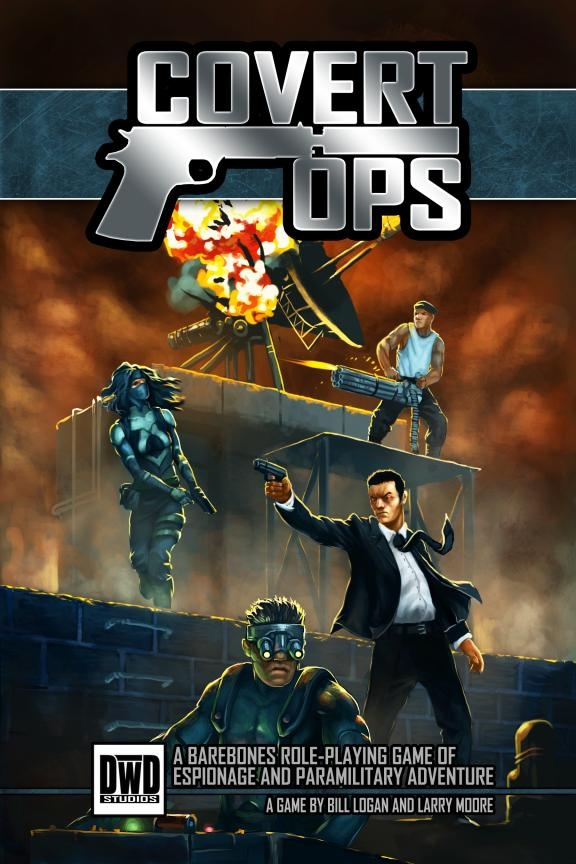 Covert Ops - Initiative Cards - DwD Studios | Covert Ops