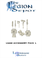 15mm Accessory Pack 1