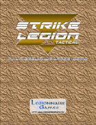 Strike Legion 'Plain Brown Wrapper' Demo Version