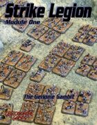 Strike Legion Module One: The Genome Gambit