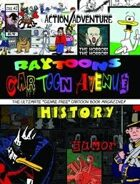 Raytoons Cartoon Avenue Volume 01