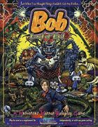 Bob, Lord of Evil Poster 1 - Cover Art