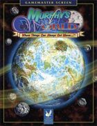 Murphy's World Gamemaster Screen