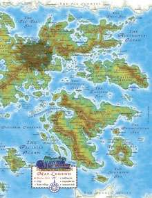 Murphy S World Map Eastern Hemisphere Peregrine Murphy S World