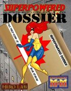 Superpowered Dossier: Blue Streak