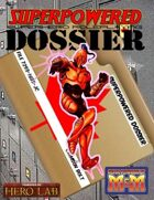 Superpowered Dossier: Crimson Bolt