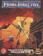 PD One: Prime Directive Core Book 1993