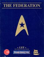 PD One: Federation Sourcebook 1994