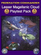 Federation Commander: Lesser Magellanic Cloud Playtest Pack